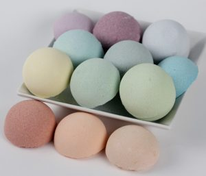 best colorant bath bombs