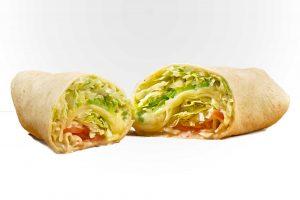 veggie wrap recipes